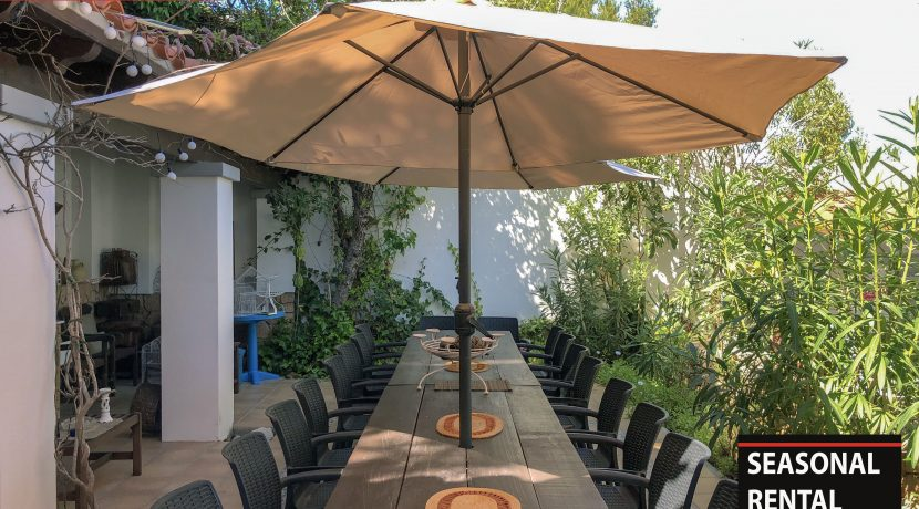 Seasonal rental Ibiza Villa Amnesia 10