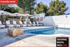 Seasonal rental Ibiza Villa Amnesia 12