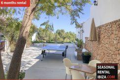 Seasonal rental Ibiza Villa Amnesia 2