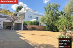 Seasonal rental Ibiza Villa Amnesia