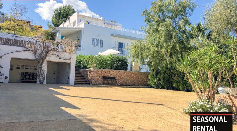 Seasonal rental Ibiza Villa Amnesia 3