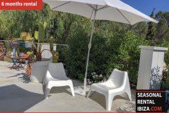 Seasonal rental Ibiza Villa Amnesia 33