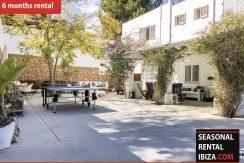 Seasonal rental Ibiza Villa Amnesia 4