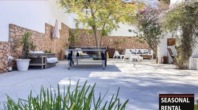 Seasonal rental Ibiza Villa Amnesia 5