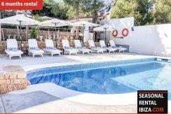 Seasonal rental Ibiza Villa Amnesia 7