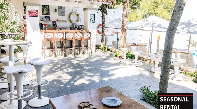Seasonal rental Ibiza Villa Amnesia 8