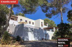 Seasonal rental Ibiza - Villa Tarida