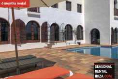Seasonal rental Ibiza - Villa Tarida 2