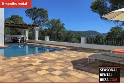 Seasonal rental Ibiza - Villa Tarida 3