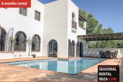 Seasonal rental Ibiza - Villa Tarida 5