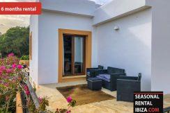 Seasonal rental Ibiza - Villa Dos Valles