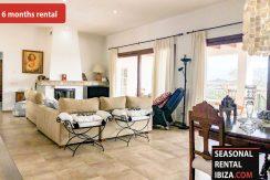 Villa Dos Valles Seasonal rental Ibiza - Villa Dos Valles