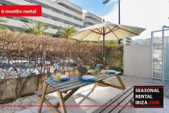 Seasonal Rental Ibiza - Patio Blanco Pacha 10