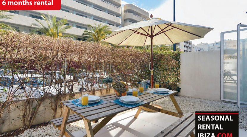 Seasonal Rental Ibiza - Patio Blanco Pacha 10
