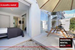 Seasonal Rental Ibiza - Patio Blanco Pacha 12