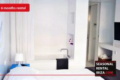 Seasonal Rental Ibiza - Patio Blanco Pacha 18