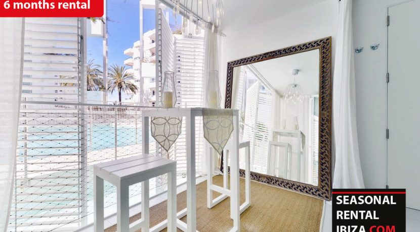 Seasonal Rental Ibiza - Patio Blanco Pacha 6