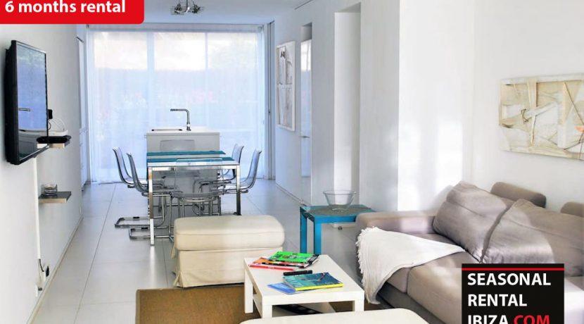 Seasonal Rental Ibiza - Patio Blanco Pacha 9