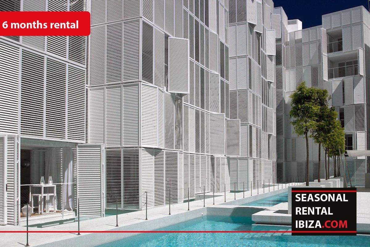 Seasonal rental Ibiza – Patio Blanco Pacha