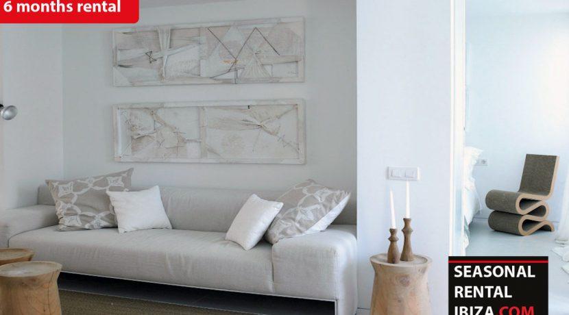 Seasonal rental Ibiza - Patio Blanco Pacha 7