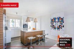 Seasonal rental Ibiza - Roca llisa Adosada 10