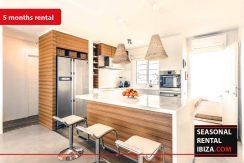 Seasonal rental Ibiza - Roca llisa Adosada 11