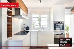 Seasonal rental Ibiza - Roca llisa Adosada 12