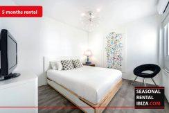 Seasonal rental Ibiza - Roca llisa Adosada 13