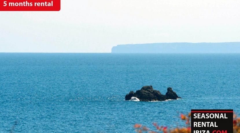 Seasonal rental Ibiza - Roca llisa Adosada 2