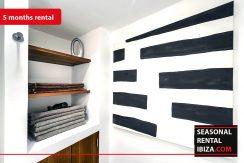 Seasonal rental Ibiza - Roca llisa Adosada 24