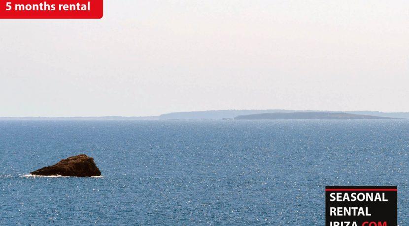 Seasonal rental Ibiza - Roca llisa Adosada 3