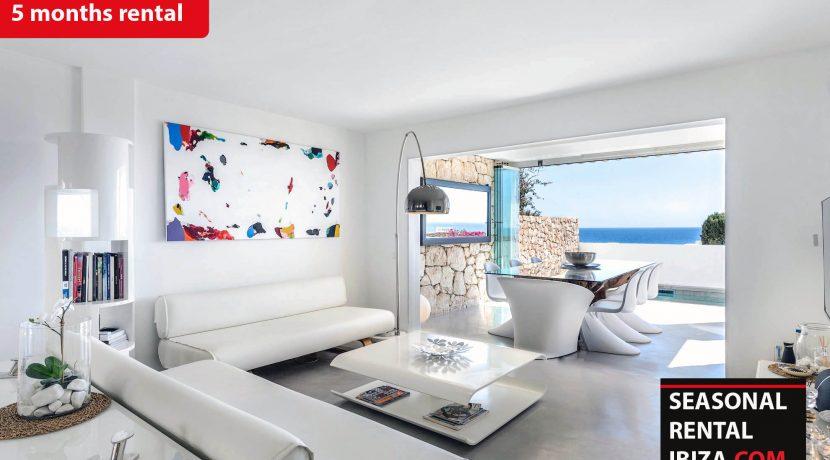 Seasonal rental Ibiza - Roca llisa Adosada 5