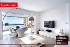 Seasonal rental Ibiza - Roca llisa Adosada 6