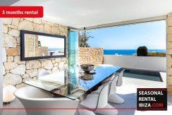 Seasonal rental Ibiza - Roca llisa Adosada 7