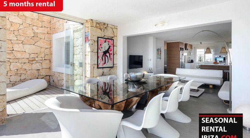 Seasonal rental Ibiza - Roca llisa Adosada 9