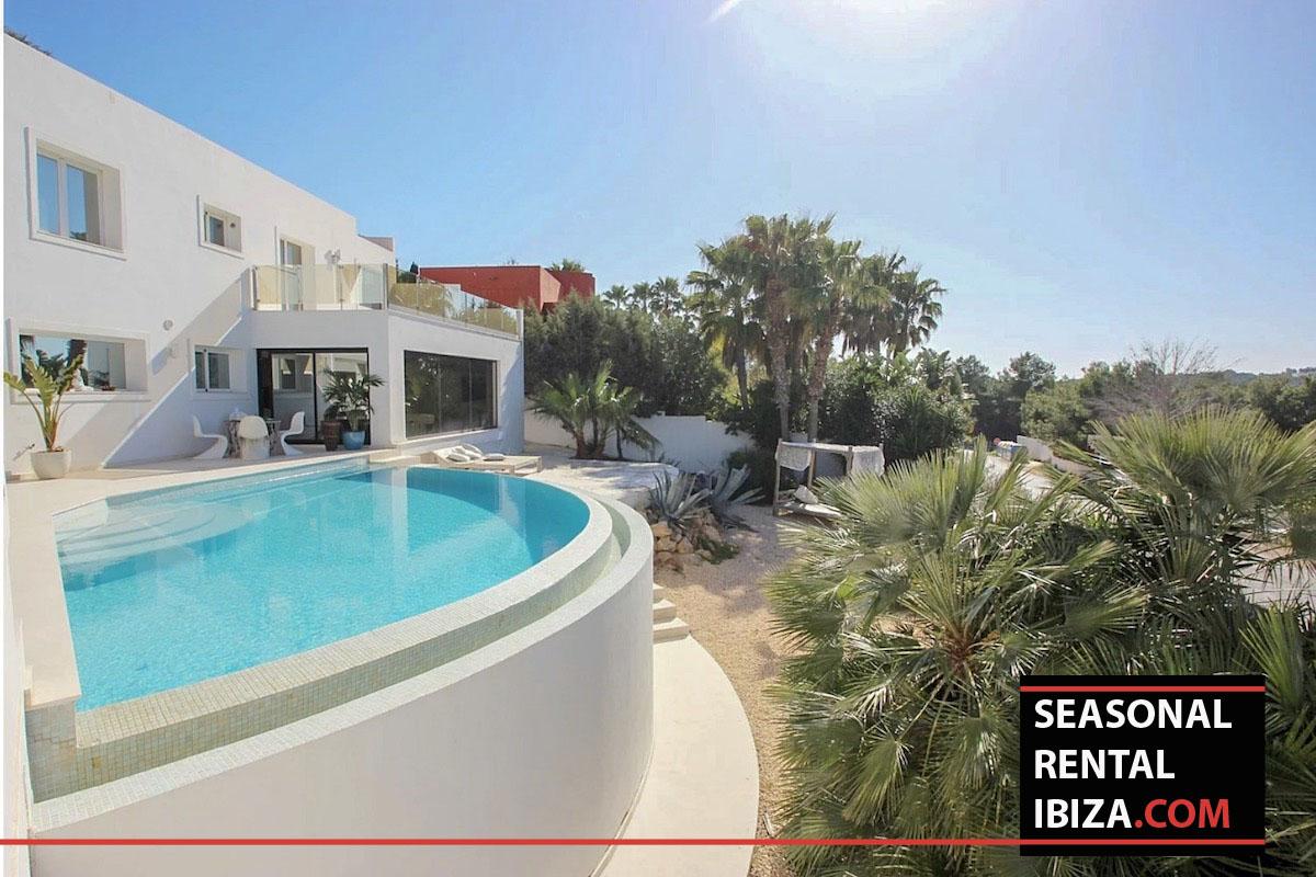 Seasonal rental Ibiza – Villa Blue – with touristic license