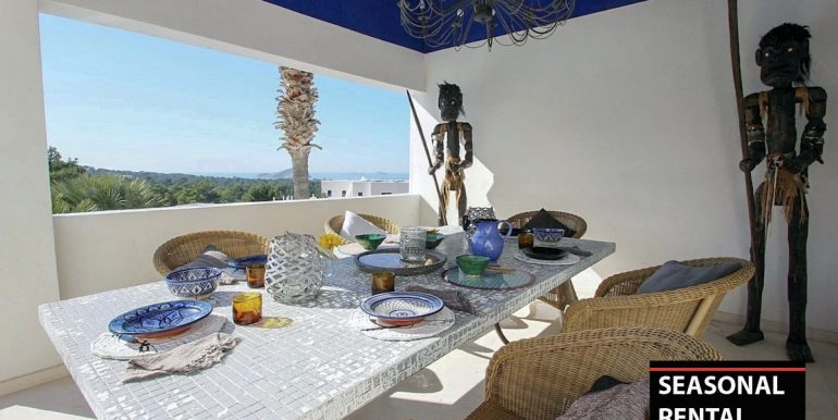 Seasonal rental Ibiza - Villa Blue 16