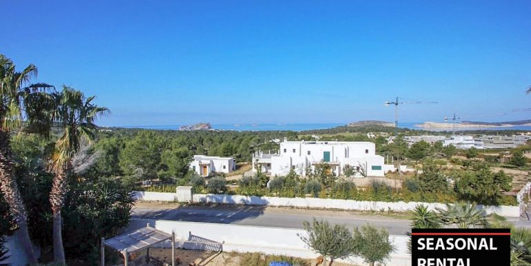 Seasonal rental Ibiza - Villa Blue 2