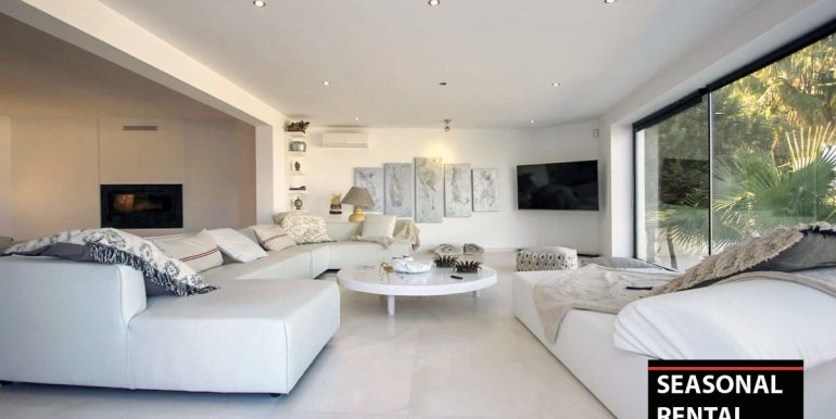 Seasonal rental Ibiza - Villa Blue 3