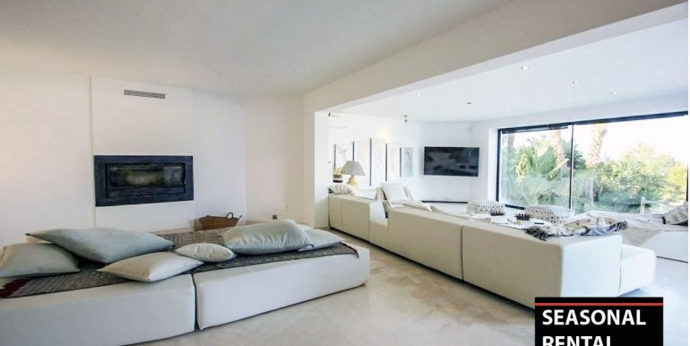 Seasonal rental Ibiza - Villa Blue 4