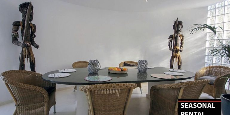 Seasonal rental Ibiza - Villa Blue 6