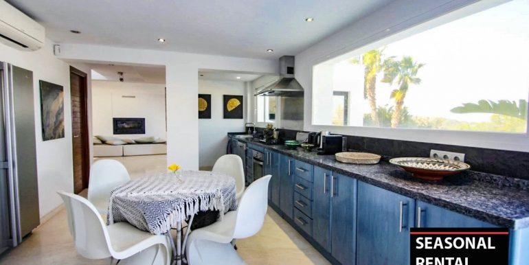 Seasonal rental Ibiza - Villa Blue 7