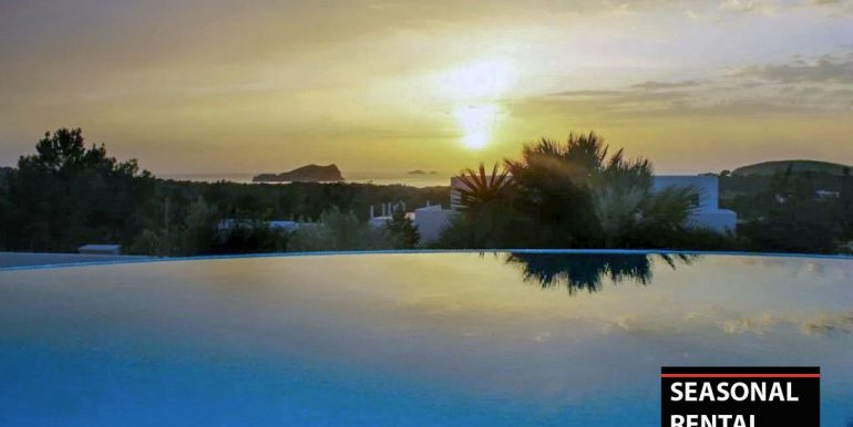 Seasonal rental Ibiza - Villa Blue 9
