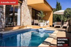 Seasonal rental Ibiza - Villa Ronga