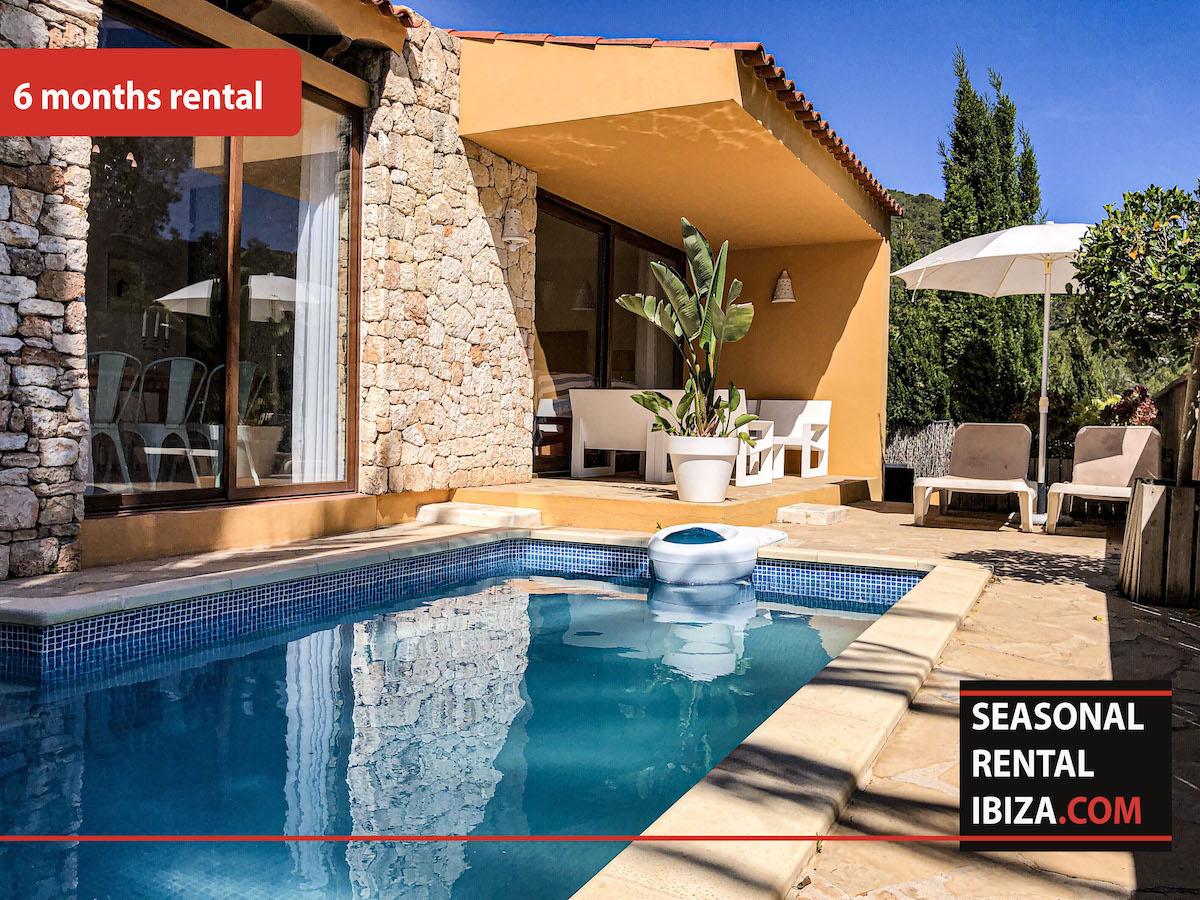 Seasonal rental Ibiza – Villa Ronga