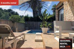 Seasonal rental Ibiza - Villa Ronga 1