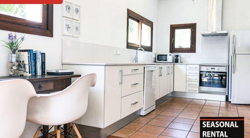 Seasonal rental Ibiza - Villa Ronga 10