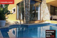 Seasonal rental Ibiza - Villa Ronga 2