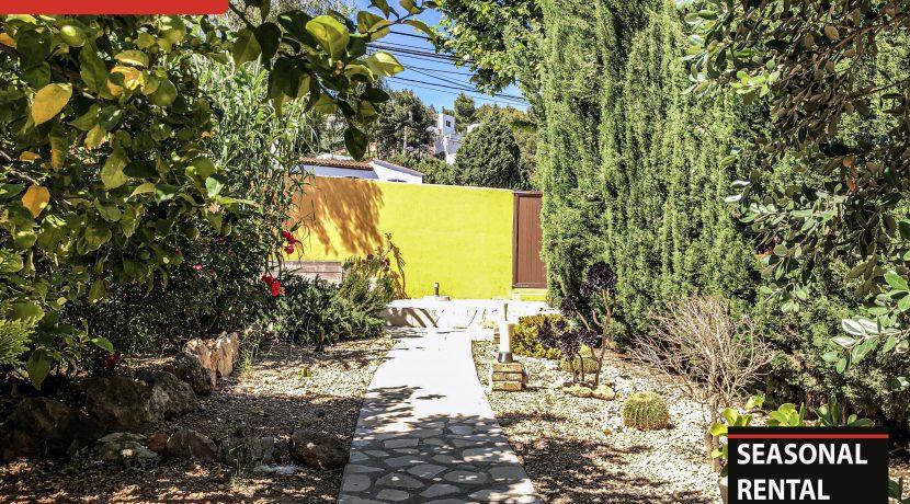 Seasonal rental Ibiza - Villa Ronga 4