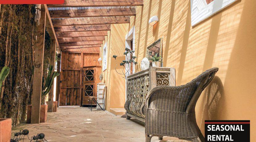 Seasonal rental Ibiza - Villa Ronga 6